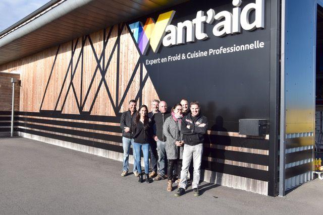 L'équipe Wantaid